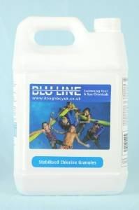 Blu Line Chlorine Granules 5kg Blu-Line