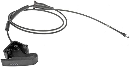 Dorman 912-443 Hood Release Cable Assembly for Select Dodge Models