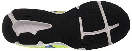 Blue Noir Directoire Chaussures Yellow Safety Spark Mizuno Homme Sport Jaune de Black 7vqTwf