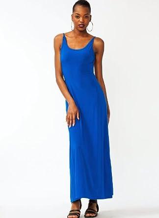 GOJANE Open Back Maxi Dress at Amazon Women\'s Clothing store