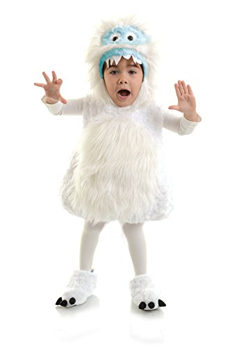 Underwraps Kid's Baby's Snow Monster Costume, X-Large Childrens Costume, White, X-Large]()