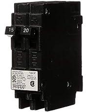 Parallax ITEQ1520 15/20A Duplex Circuit Breaker