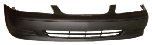 OE Replacement Mazda 626 Front Bumper Cover (Partslink Number MA1000166)