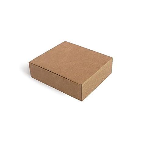 Caja de Cartón Troquelada CTM16 pack 10 uds: Amazon.es: Oficina y papelería