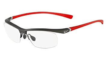 b3973120c326 Image Unavailable. Image not available for. Colour: NIKE 7070/3 Eyeglasses  024 Stealth 5715