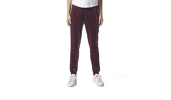 Adidas Women's Originals Velvet Vibes SST Track Pants CW0274 ...