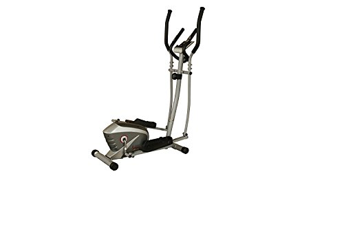 Sunny Health & Fitness Magnetic Elliptical Trainer by - SF-E3628 Magnetic Elliptical Trainer, Gray