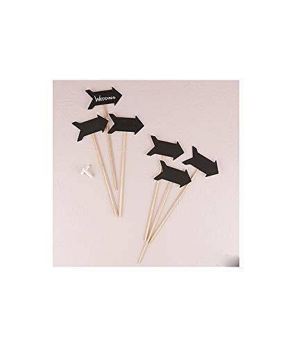 Pizarras con Forma de Flecha - Decoración para Bodas ...
