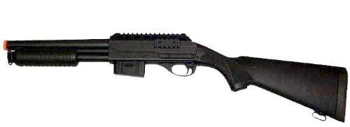 de m47 870 cqb airsoft shotgun ris shot gun long(Airsoft Gun) by Double eagle
