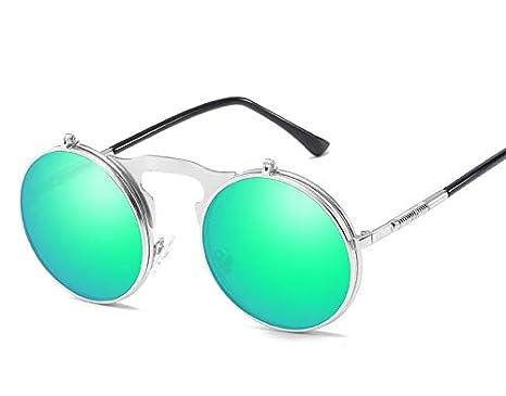 Amazon.com: HUBINGRONG para hombres y mujeres gafas de sol ...