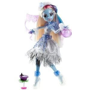 Toy / Game Fangtastic Monster High Ghouls Rule Abbey Bominable With Overthetop Costumes (For Ages 6 Years & Up) by 4KIDS]()