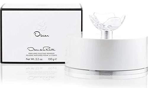 - OSCAR by Oscar de la Renta Body Powder for Women, 5.3 Ounce