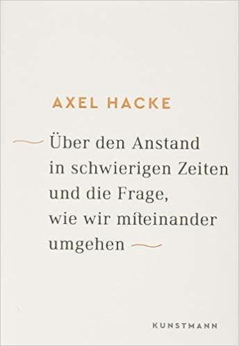 Axel Hacke Bücher