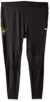 PUMA Men's Arsenal Fc Training Pants Pro with Zipper
