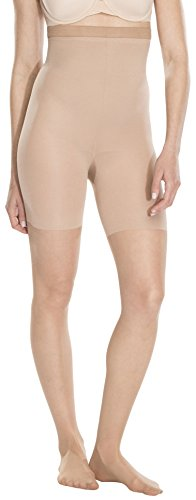 ASSETS Red Hot Label by SPANX Firm Control High-Waist Pantyhose, 1, Barest Bare