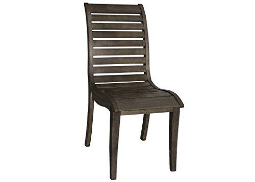 Liberty Furniture 185-C1500S Bayside Crossing Slat Back Side Chair, 18