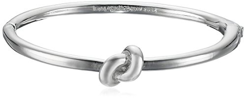 Kate Spade New York Sailor's Knot Hinge Bangle Silver One - Kate Spade Silver