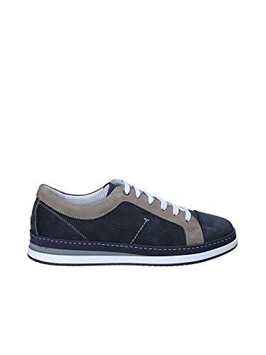 amp;CO Sneakers IGI Blu 44 Uomo 1127 FqqS8d