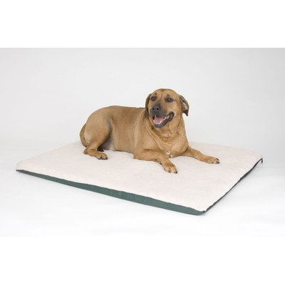 Ortho Heated Dog Pad with ''Stay Put'' Bottom Size: Large (37'' L x 27'' W)
