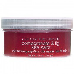 (Cuccio Naturale Pomegranate & Fig Salt Scrub)