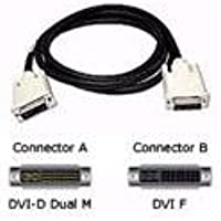 Cables To Go 2m Dvi-d M/f Video Ext.cable (26950) - by Cables To Go