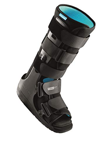 Ossur Formfit Walker (Non-Air) - Medical Grade Immobilization for Strains, Sprains & Stable Fractures (High Top, X-Small)