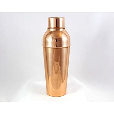 Copper Cocktail Shaker by Alchemade