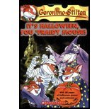 (Its Halloween, You Fraidy Mouse! by Stilton, Geronimo [Scholastic Press,2004] (Mass Market Paperback))