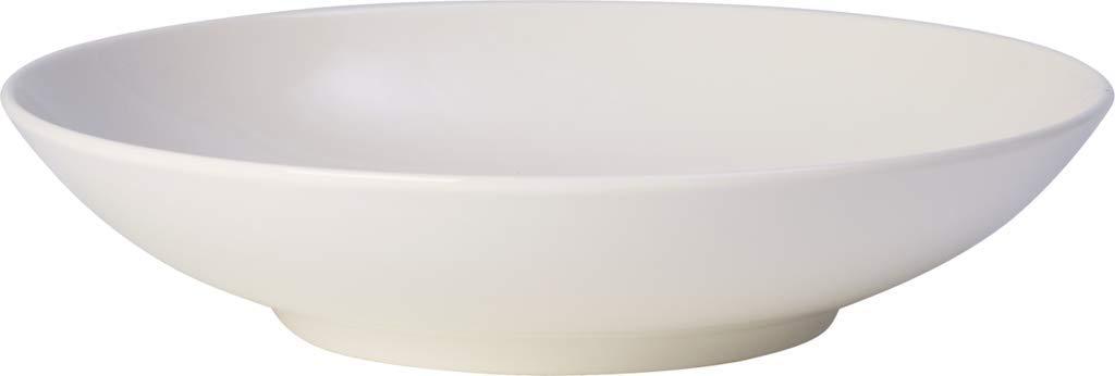 Premium Porzellan Villeroy /& Boch For Me Flache Schale 24 cm Wei/ß