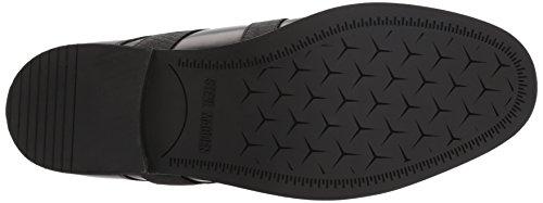 Madden Men Paulsen Leather Loafer Black Steve PwqdzfqA