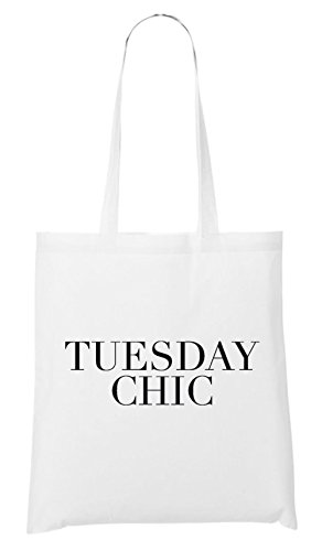 Tuesday Chic Bag White