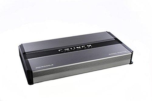 Crunch Power Drive PD4000.4 Bridgeable Amplifier (4,000 Watts Max, Pro Power Class Ab 4-Channel)