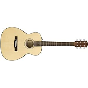Fender CT-60S, Natural, Rosewood Acoustic Travel Guitar