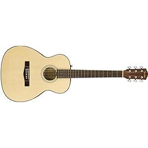 Fender CT-60S, Natural, Rosewood Acoustic Travel Guitar