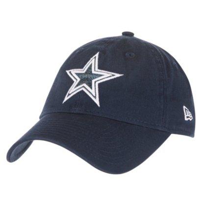 ec4859ae Image Unavailable. Image not available for. Color: New Era Dallas Cowboys  Team Glisten ...