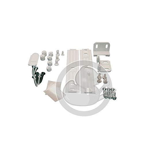 Whirlpool - Kit de fijación para puerta de nevera, con sistema ...