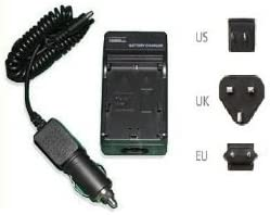 Battery Charger for Canon EOS REBEL T1i