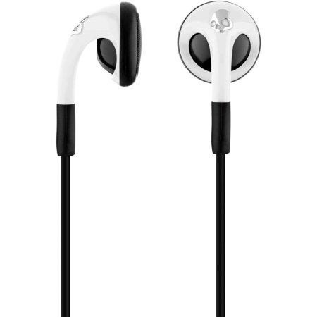 Skullcandy S3FXDW-074 Fix Ear Bud Earphones - White
