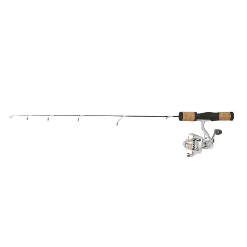 Frabill Fin-S Pro 26'' Light Ice Fishing Rod and Reel Combo