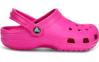 dfde0b0e6 Image Unavailable. Image not available for. Colour  Crocs Ladies Pink Clogs  - Womens Classic Neon Magenta