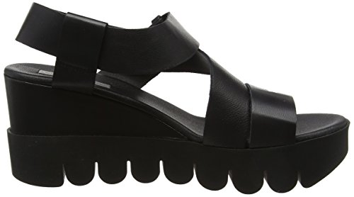 Tosca Blu Women's Rumba Platform Sandals Black (Nero C99) cheap sale huge surprise UcoT0V