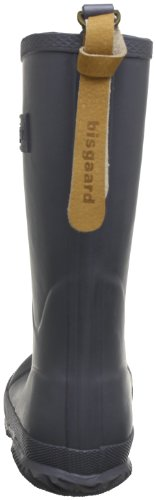Bisgaard RAIN BOOT, Botas de Caucho, Niños Gris (70 grey)