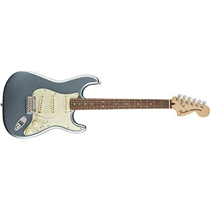 Amazoncom Fender Deluxe Roadhouse Strat Electric Guitar 22 Frets