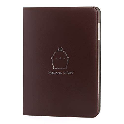 Jevou 2020 Molang Academic Planner, Weekly & Monthly Planner with Calendar Stickers, Any Year Scheduler with No Printed Date, 4.5