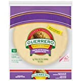 Guerrero Uncooked Flour Tortilla 10ct (2 packages)