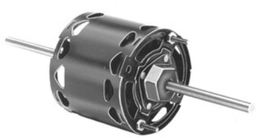 Fasco D1165 3.3-Inch Diameter Shaded Pole Motor, 1/20 HP, 115 Volts, 1550 RPM, 1 Speed, 2 Amps, DS Rotation, Sleeve Bearing