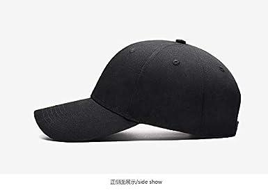 Suns Out Buns Out Unisex Pure Color Baseball Cap Classic Adjustable Plain Hat