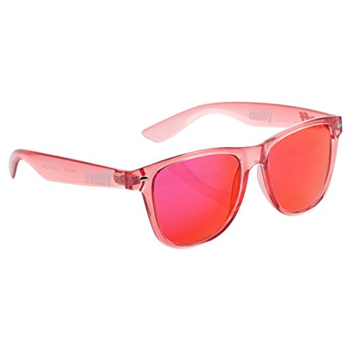 Neff Men's Daily Ice, Red, One - Sunglasses Brodie Neff