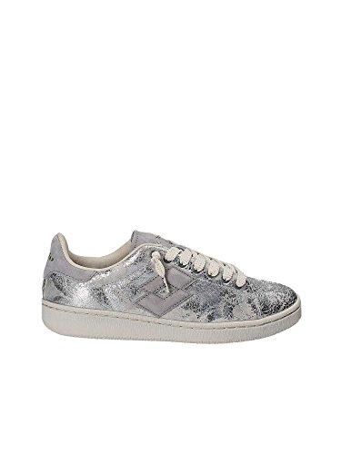 Women Silver Lotto Sneakers T0867 Leggenda rRIqxwIt