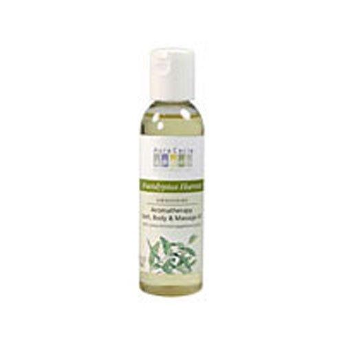 - Aura Cacia Eucalyptus Harvest Body Massage Oil, 4 Ounce - 2 per case.